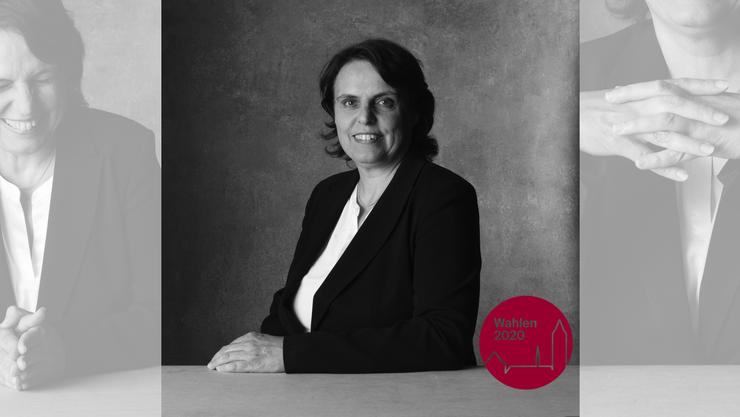 Elisabeth Ackermann (Grüne) möchte im Oktober erneut in den Basler Regierungsrat gewählt werden.