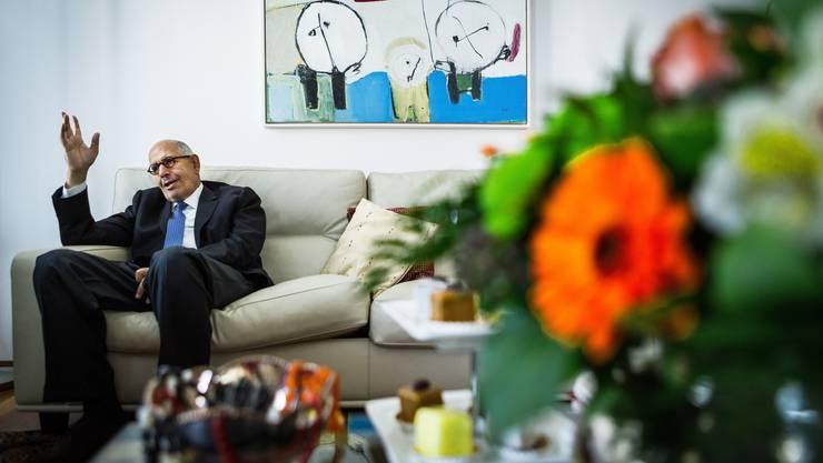 Mohammed ElBaradei