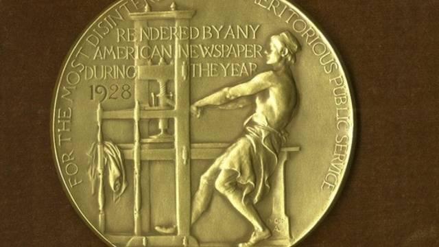 Die Joseph-Pulitzer-Medaille (Archiv)