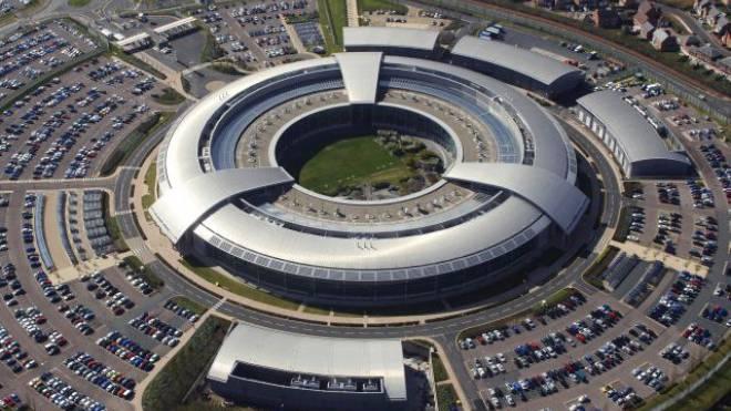 Hauptquartier des britischen Geheimdiensts GCHQ. Foto: HO