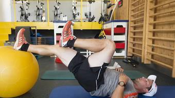 Trainingspause: Beat Feuz muss sich nach einer Verletzung im Training in der Schweiz untersuchen lassen