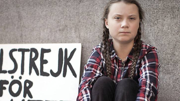 Greta Thunberg warnt vor Überkonsum am Black Friday