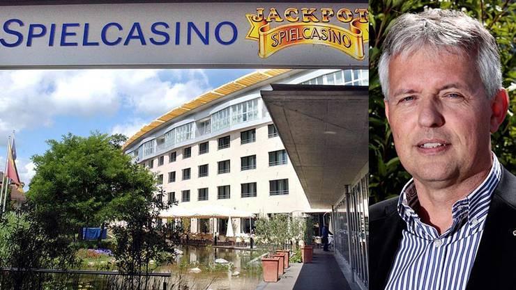 Marcel Gehrig gehört nicht mehr länger zum Verwaltungsrat des Grand-Casino Bern.