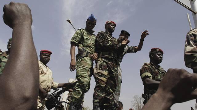 Soldaten im Niger sollen einen Putsch gegen Präsident Issoufou geplant haben (Symbolbild)