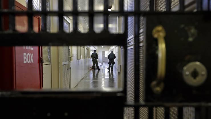 Der 22-Jährige aus Tampa im Bundesstaat Florida wurde zu fünf Jahren Haft verurteilt. (Symbolbild)