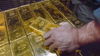 Vor der Referendumsabstimmung in Italien floriert im Tessin der Goldhandel. (Symbol)