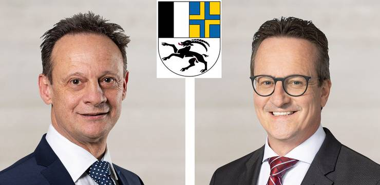 Graubünden Stefan Engler (CVP, 30'033 Stimmen) Martin Schmid (FDP, 26'629 Stimmen)