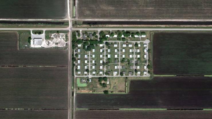 In Miracle Village, in der Nähe der Stadt Pahokee im US-Bundestaat Florida, wohnen zwischen 115 und 120 verurteilte Sexualstraftäter.
