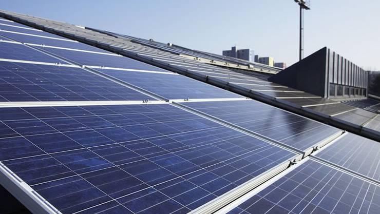 «Damit ist die Energiewende definitiv in Solothurn angekommen», ist Felix Strässle, Direktor der Regio Energie überzeugt.