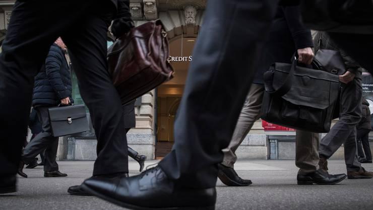 Strafuntersuchungen gegen hochrangige Bankmanager haben hierzulande immer noch grossen Seltenheitswert.