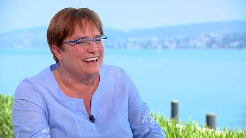 Magdalena Martullo-Blocher, SVP-Nationalrätin und CEO EMS-Chemie