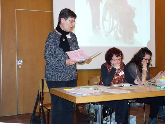 Ursula Hartmann Rechnungsablage