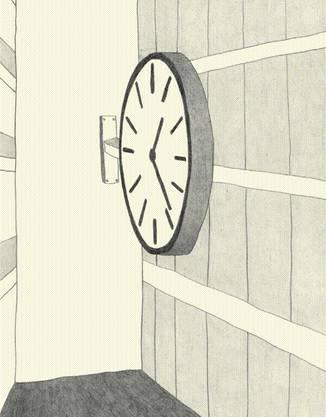 Das Projekt «Time Maker» von Werner Reitener aus Wien dürfte im Lichthof neben dem belebten Hauptkorridor zu einem prominenten Blickfang werden. Die für den Lichthof viel zu grosse und zu langsam tickende Uhr kann von den Passanten meist nur fragmentarisch erfasst werden. Der Widerspruch zwischen der realen Zeitmessung der Uhr und dem verlangsamten Ticken mache uns so die Relativität objektiver Zeitmessung bewusst, heisst es im Jurybericht.