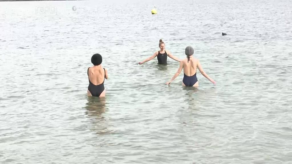 Wieso Winterschwimmen süchtig macht