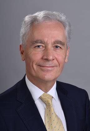 Bruno Staffelbach, Rektor der Universität Luzern und Professor für Betriebswirtschaftslehre.