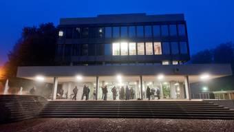Ein neuer Vorstoss nimmt Strafurteile aus dem Aargau – hier Prozessbeobachter bei der Berufungsverhandlung im Fall Lucie am Obergericht – ins Visier.