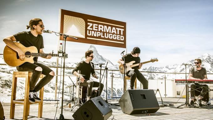Gewinne deine Zermatt Unplugged Woche