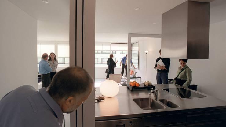 Wohnungen in Zürich und Genf sind seit Jahresbeginn teurer geworden. (Symbolbild)