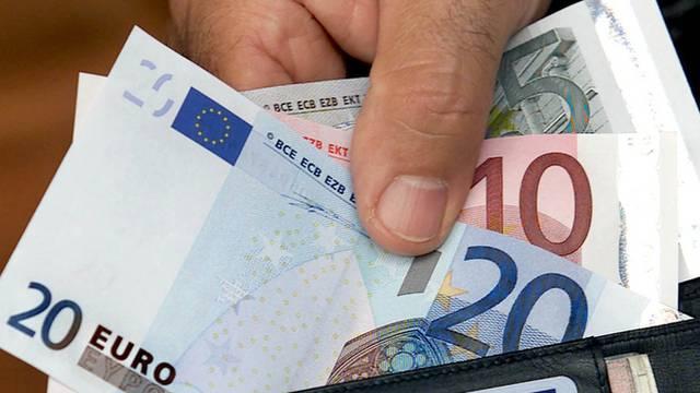 Die Euro-Zone bleibt wirtschaftlich gespalten (Symbolbild)