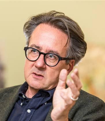 Erich Obrist, Stadtrat und Kulturvorsteher Baden.