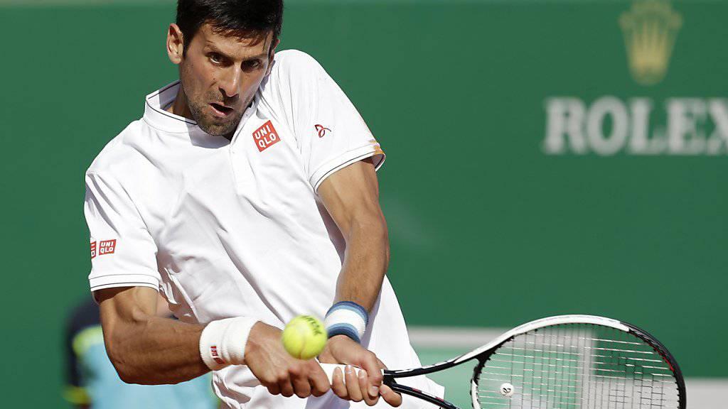 Novak Djokovic trennt sich von seinem Trainerstaff um neu durchzustarten