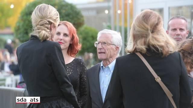 Rolf Lyssy stellt am ZFF neue Komödie vor