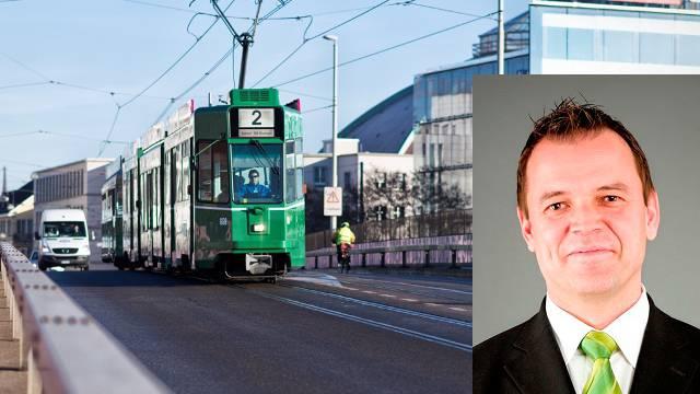 Vizedirektor Franz Brunner verlässt die Basler Verkehrsbetriebe.