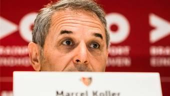 Marcel Koller hat den FCB nach dem Seuchenjahr 2018 stabilisiert. Jetzt will er die nächsten Schritte machen.