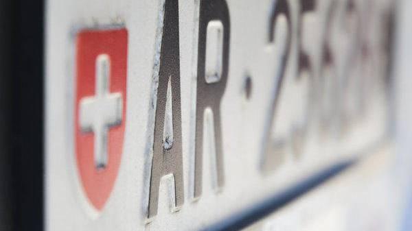 Appenzeller Ausserrhoden: Firmen sollen die Auto-Nummern selbst weitergeben können.