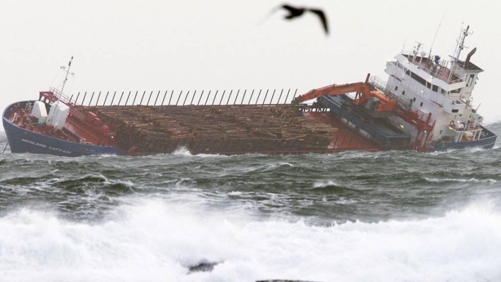 Niedriger Öldruck hat laut den Ermittlungsbehörden die Havarie des Kreuzfahrtschiffs «Viking Sky» verursacht. (Archivbild)