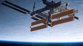 An der internationalen Raumstation ISS sind neben den USA auch Russland, die EU, Japan und Kanada beteiligt. (Archivbild)