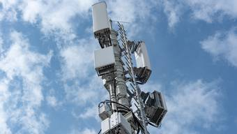 Die Beschwerdeführer haben vorgebracht, dass die Sendeleistung von lediglich 500 Watt ERP niemals ausreiche, um in Biberist ein 5G-Netz zu betreiben. (Symbolbild)