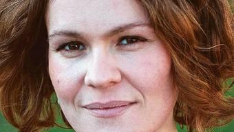 Die französische Schriftstellerin Marion Messina.