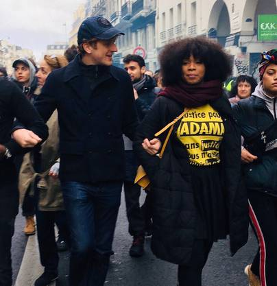 «Wir sind die ‹gilets jaunes›», hat Assa Traoré vom Comité Adama gesagt – der «#BlackLivesMatter»-Bewegung von Frankreich. Édouard Louis geht mit ihnen auf die Strasse.