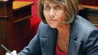Kulturministerin Christine Albanel