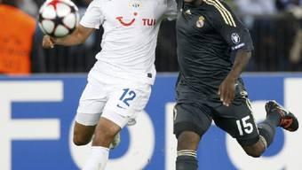 Alphonse gegen Drenthe