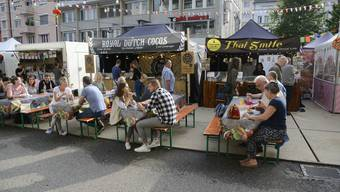 World Street Food in Grenchen