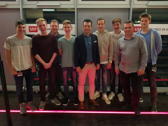 Was für ein Erlebnis mit dem Sportredaktor vom Schweizer Fernsehen