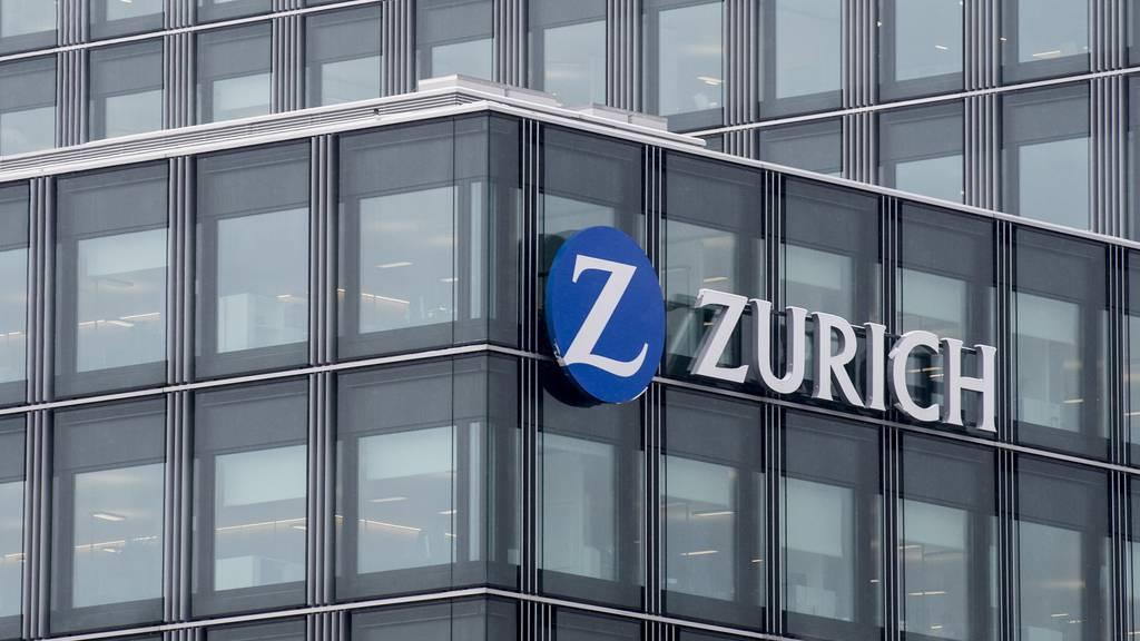 Zurich will Schadengeschäft von US-Konkurrenten kaufen