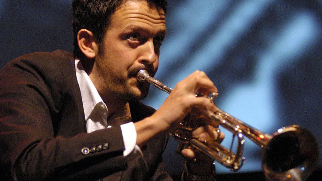 Der Jazzmusiker Till Brönner spielt hervorragend, gibt sich aber gleichwohl bescheiden (Archiv)