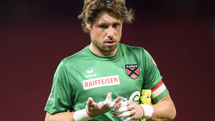 Captain Laurent Walthert war die Seele und der Rückhalt der Mannschaft. Aber der Goalie konnte den Abstieg nicht verhindern