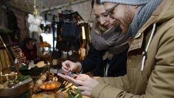 Weihnachtsmärkte Subingen und Zuchwil
