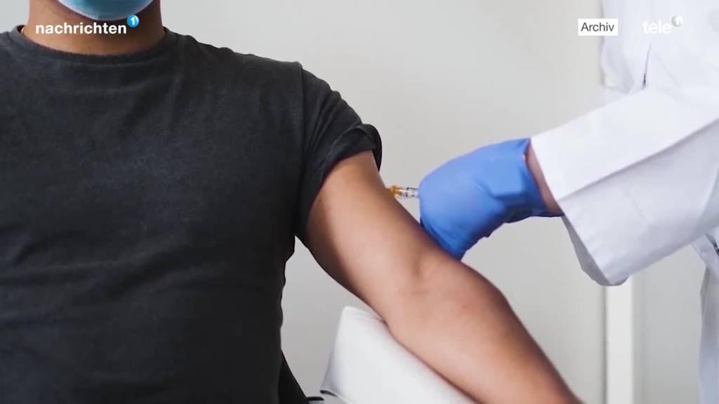 Im Kanton Luzern reicht Impfstoff für eine Woche