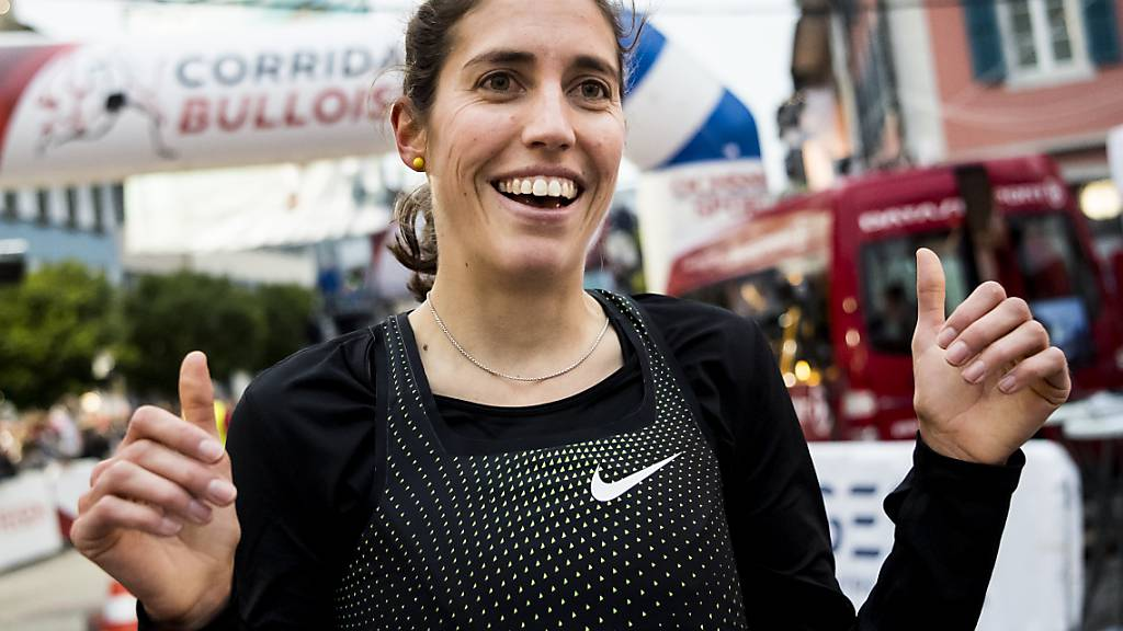 Fabienne Schlumpf wechselt auf die Marathon-Strecke