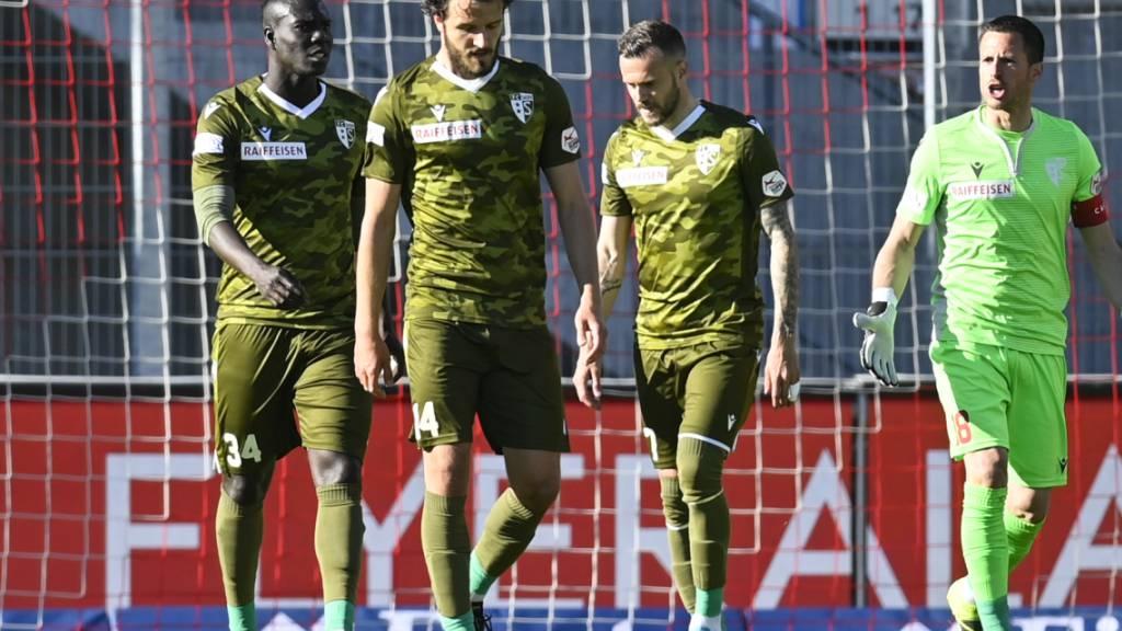 Frust und Ratlosigkeit beim FC Sion: Ein überschätztes Kader taumelt dem Abstieg entgegen