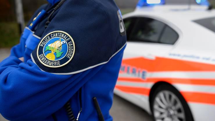 Es war ein Schüler: Die Waadtländer Kantonspolizei konnte den Brandstifter im Gymnasium in Gland bereits aufspüren. (Symbolbild)