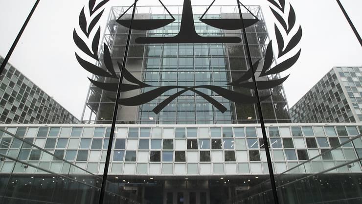 Der Internationale Strafgerichtshof in Den Haag. Foto: Peter Dejong/AP/dpa