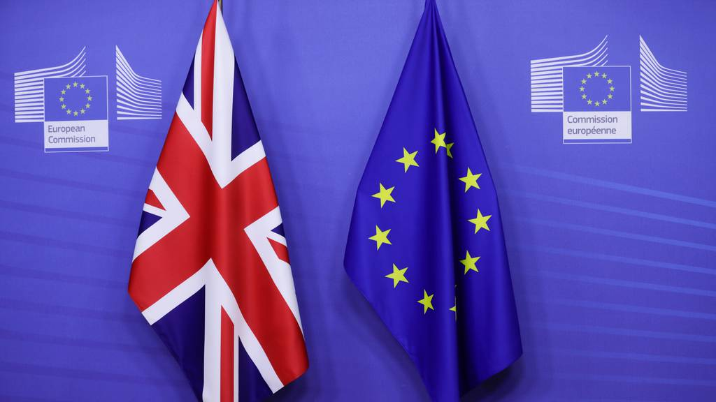 Nach dem Brexit ändern sich die Einfuhrbestimmungen für Tiere und tierische Produkte. (Symbolbild)