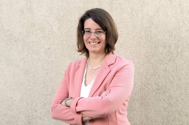 Von FDP-Geschäftsleitung vorgeschlagen: Grossrätin Jeanine Glarner.