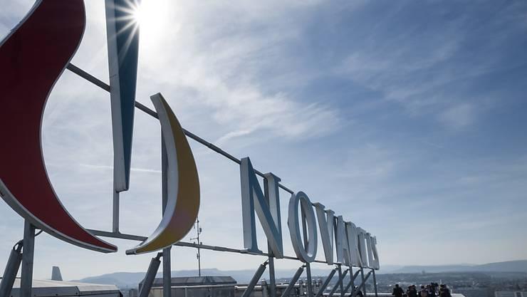 Novartis trifft Massnahmen für einen ungeordneten Ausstieg Grossbritanniens aus der EU. (Archiv)